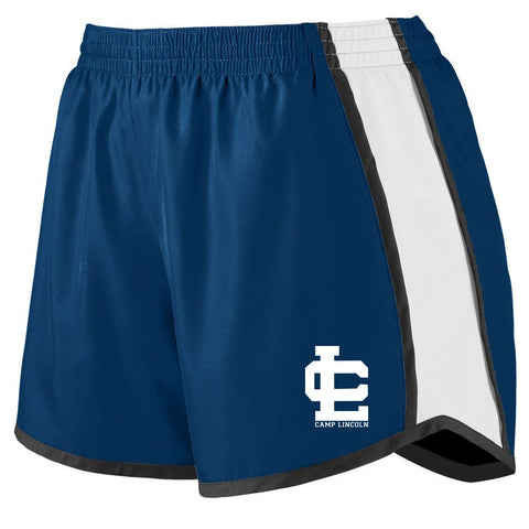 Camp Lincoln Womens Running Shorts