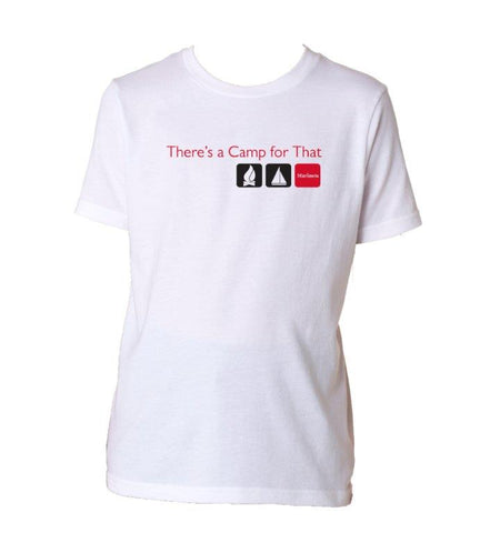 Marimeta-There's a Camp for That Tee