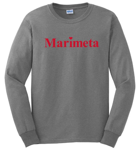 Camp Marimeta Long Sleeve Tee
