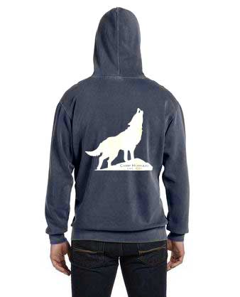 Camp Mowglis Pigment-Dyed Hoodie|7356|7357|7358|7359|7368|7369|7370