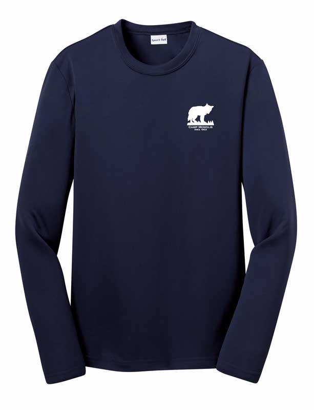 Long-Sleeve Performance Mowglis Hiking Shirt