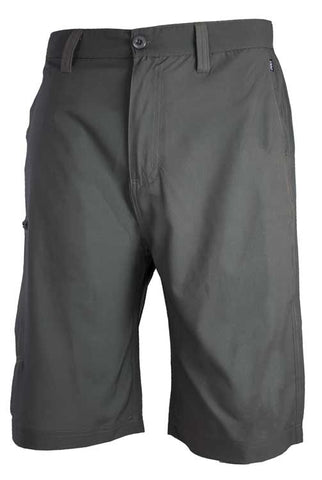 Camp Mowglis Gray Dress Shorts - Boys
