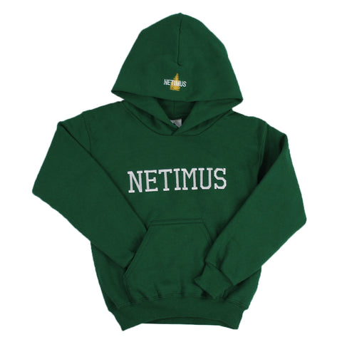 Camp Netimus Embroidered Hoodie