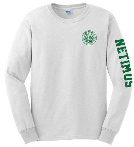 Camp Netimus Long Sleeve Tee