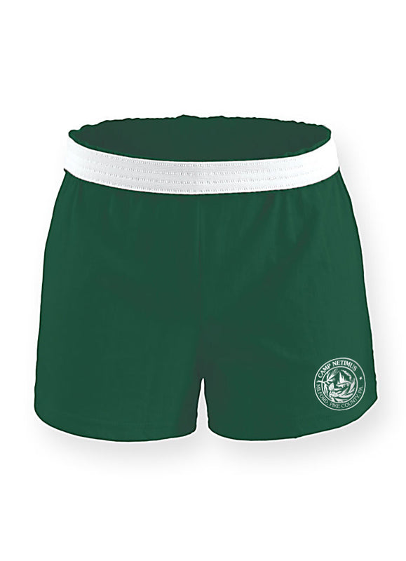 Camp Netimus Logo Soffe Shorts