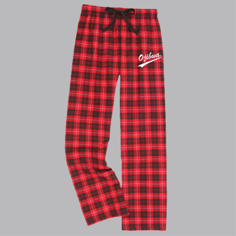Camp Ojibwa Flannel Pants