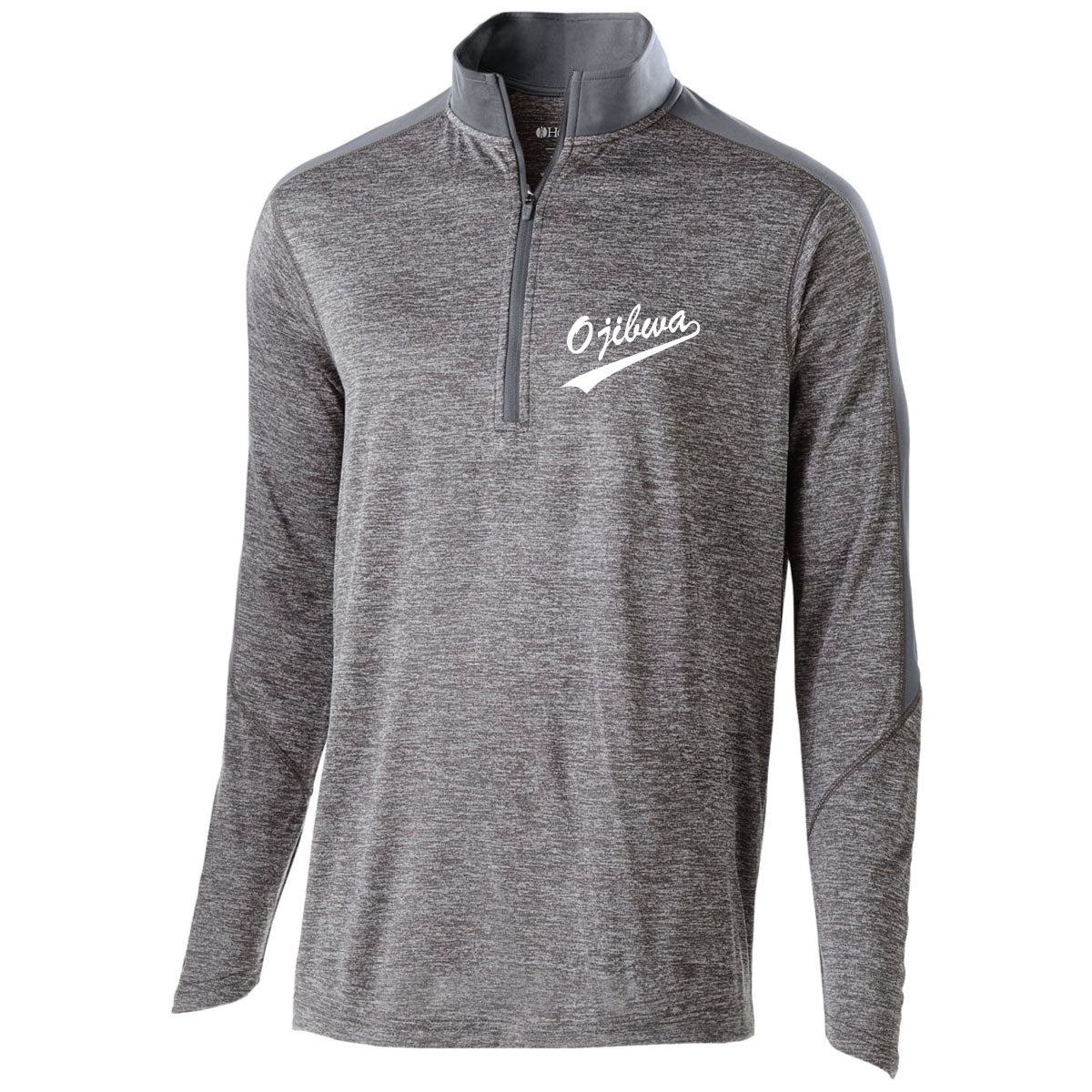 Camp Ojibwa 1/2 Zip Performance Pullover