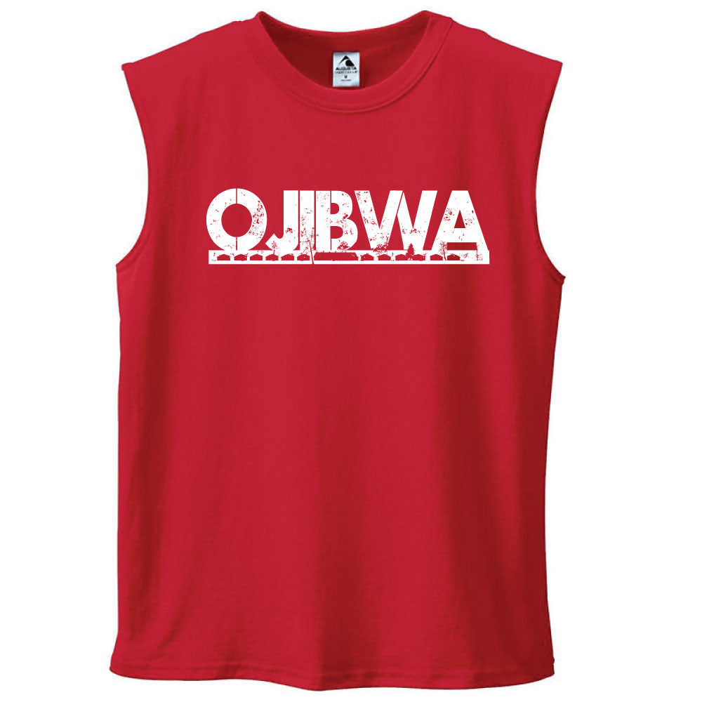 Camp Ojibwa Warm Up Tank