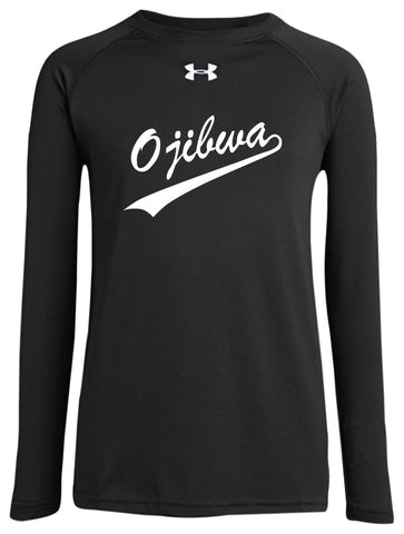 Camp Ojibwa Under Armour Long Sleeve Tee