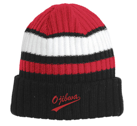 Camp Ojibwa Winter Beanie