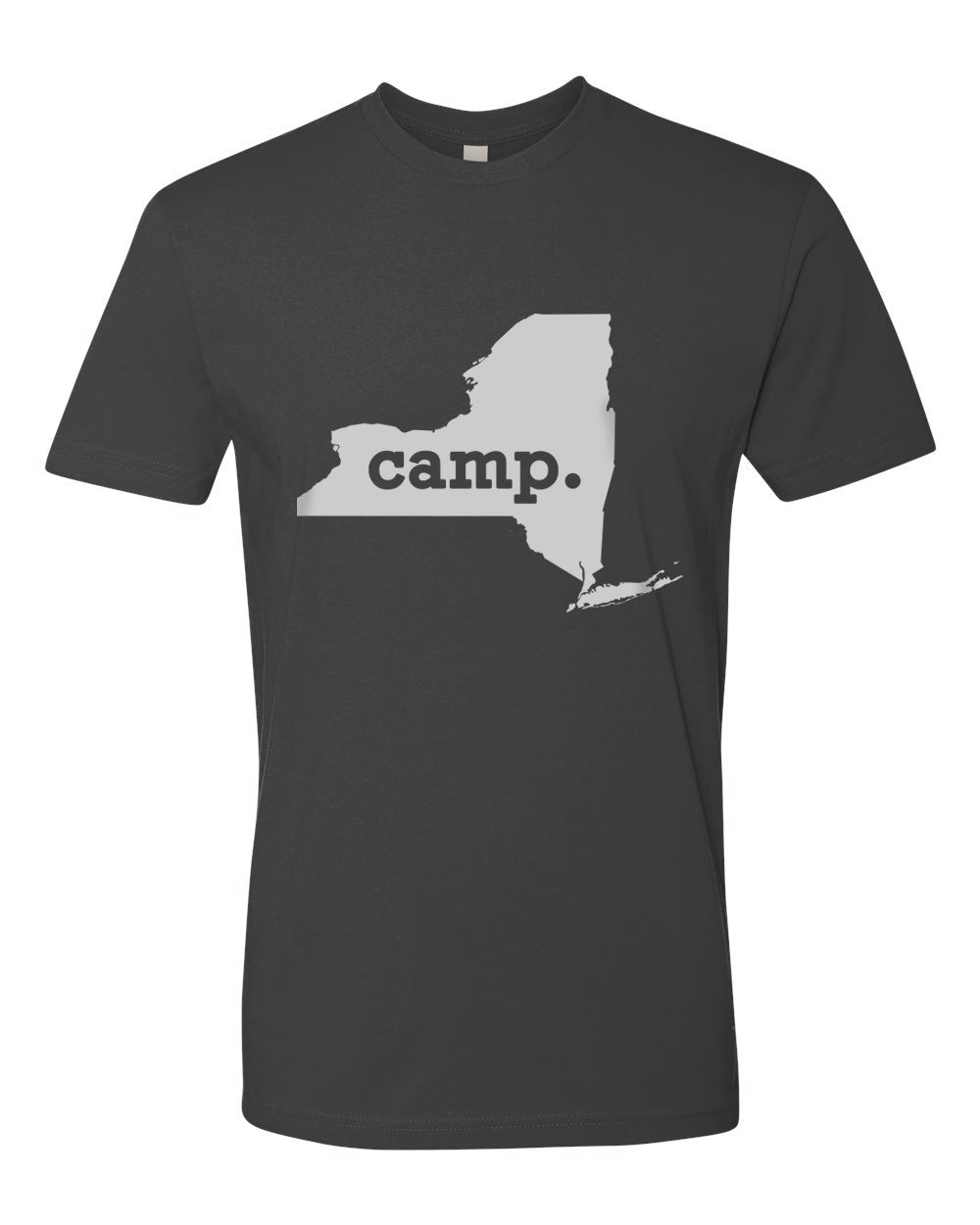 New York camp. T