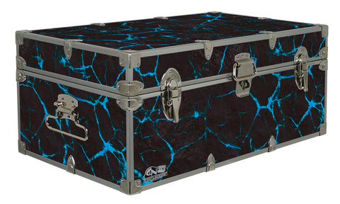 Designer Trunk - Electric Lava - 32x18x13.5"