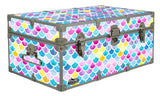 Designer Trunk - Let's Be Mermaids - 32x18x13.5""