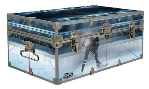 Designer Trunk - In Action Hockey - 32x18x13.5""
