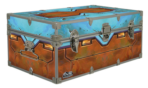 Designer Trunk - Trunk of the Future - 32x18x13.5""