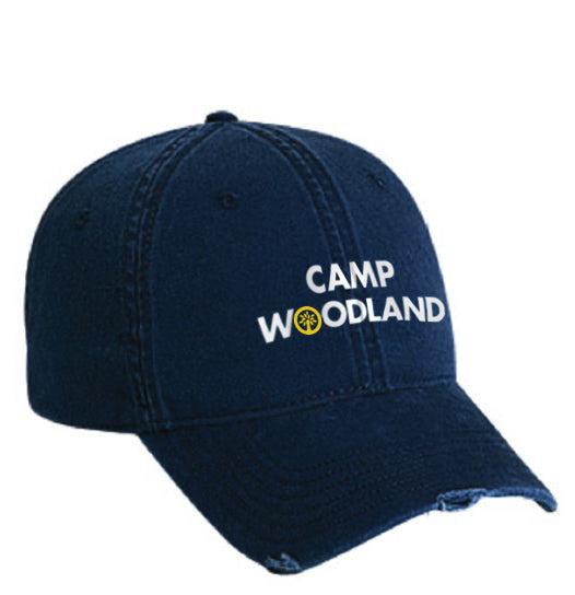 Camp Woodland Ball Cap