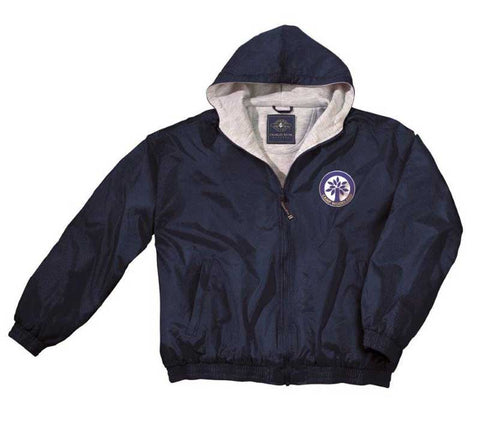 Camp Woodland Charles River Rain Jacket