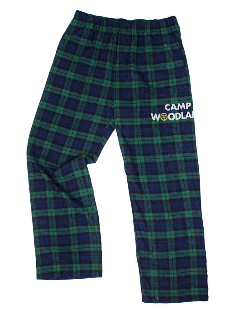 Camp Woodland Flannel Pants