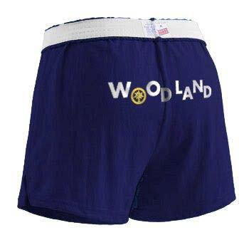 Camp Woodland Girls Soffe Shorts