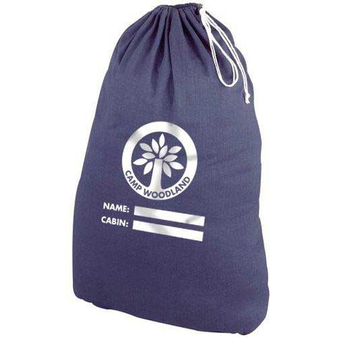 Camp Woodland Nylon Laundry Bag