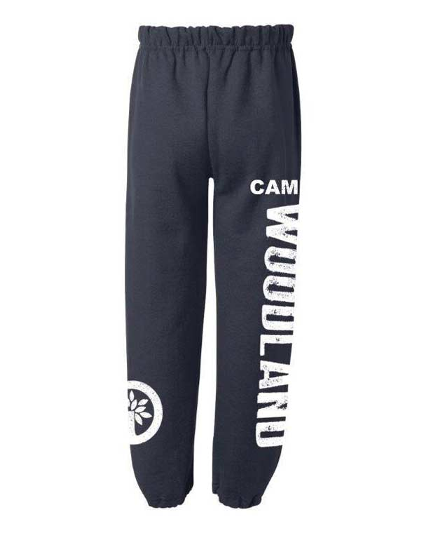 Camp Woodland Cinch Bottom Sweatpants