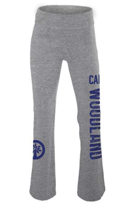 Camp Woodland Yoga Pants