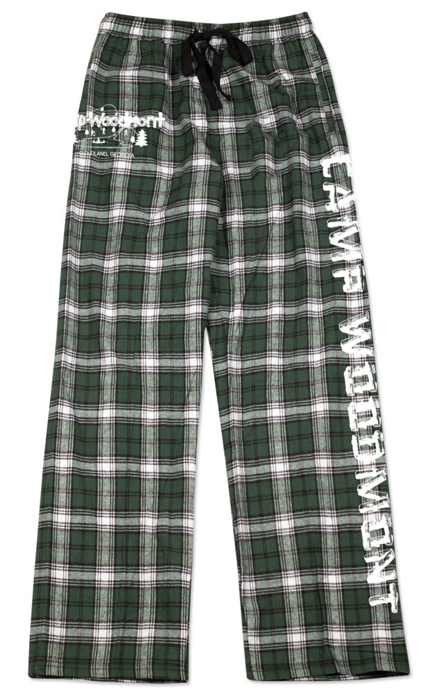 Camp Woodmont Flannel Pants