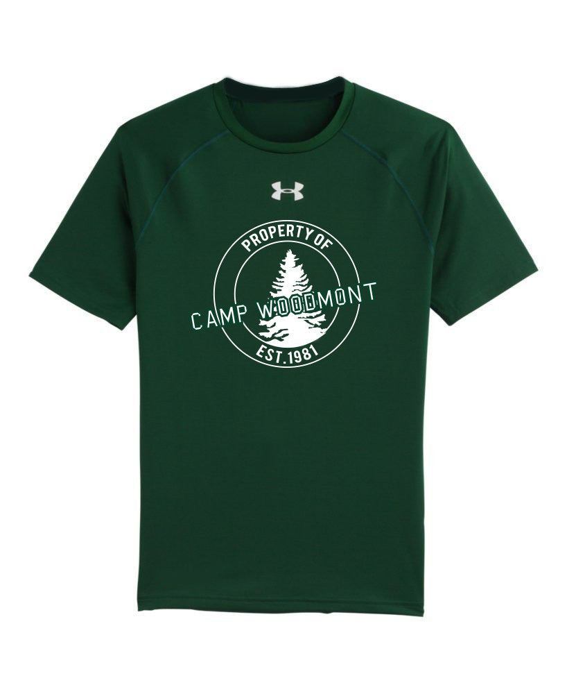 Camp Woodmont Under Armour Tee