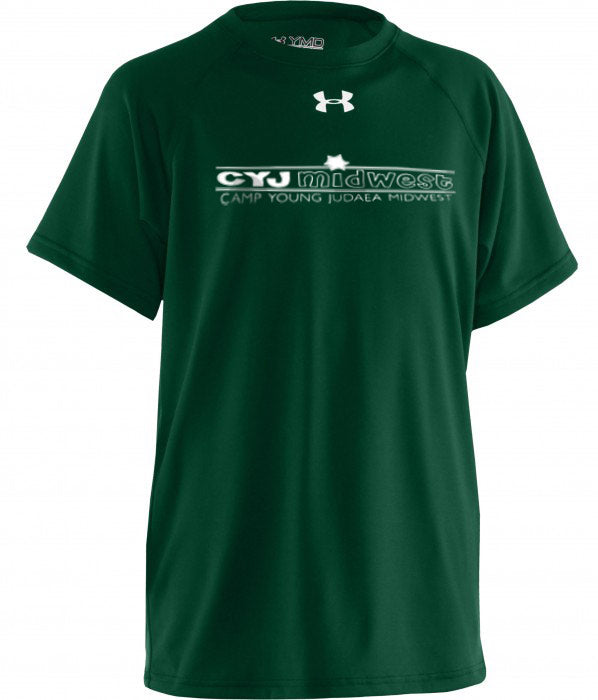 Camp Young Judaea Midwest Under Armour Tee