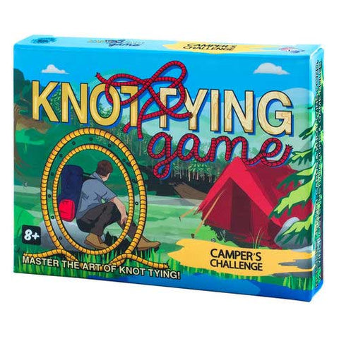 Campers Challenge - Knot Tying Game