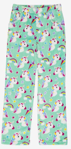 Candy Pink Girls Fleece Pants|15145|15146|15147