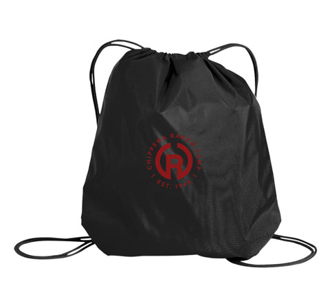 Chippewa Ranch Camp Cinch Sack
