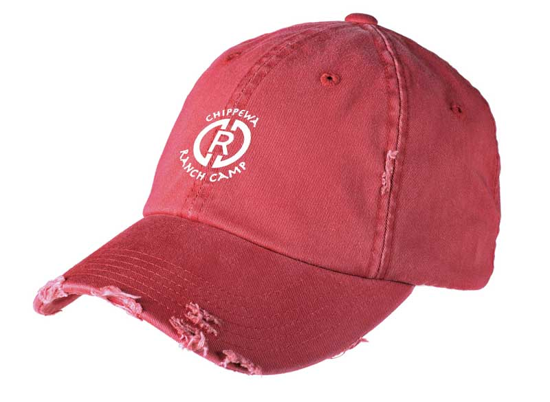 Chippewa Ranch Camp Baseball Cap