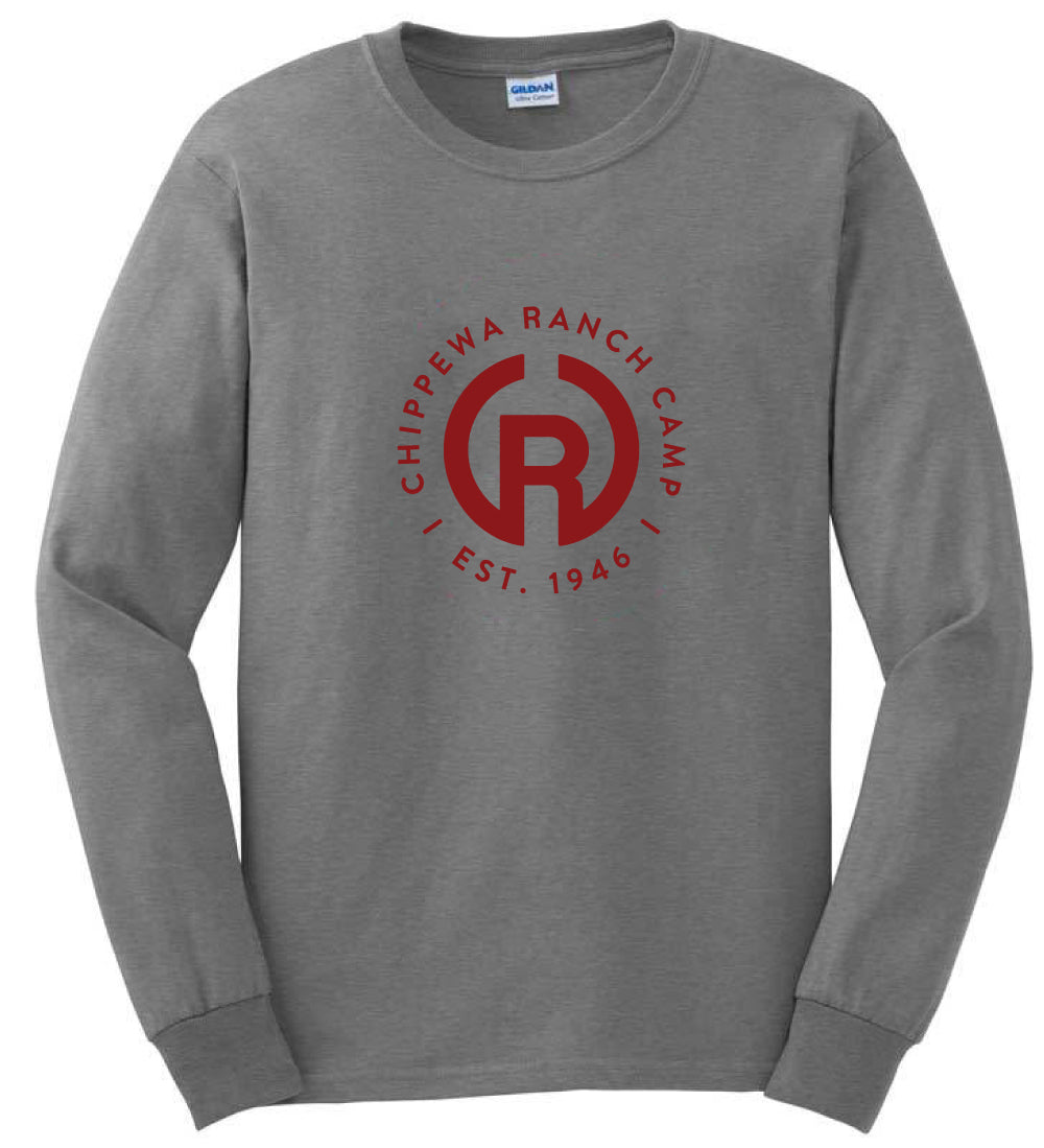Chippewa Ranch Camp Long Sleeve Tee