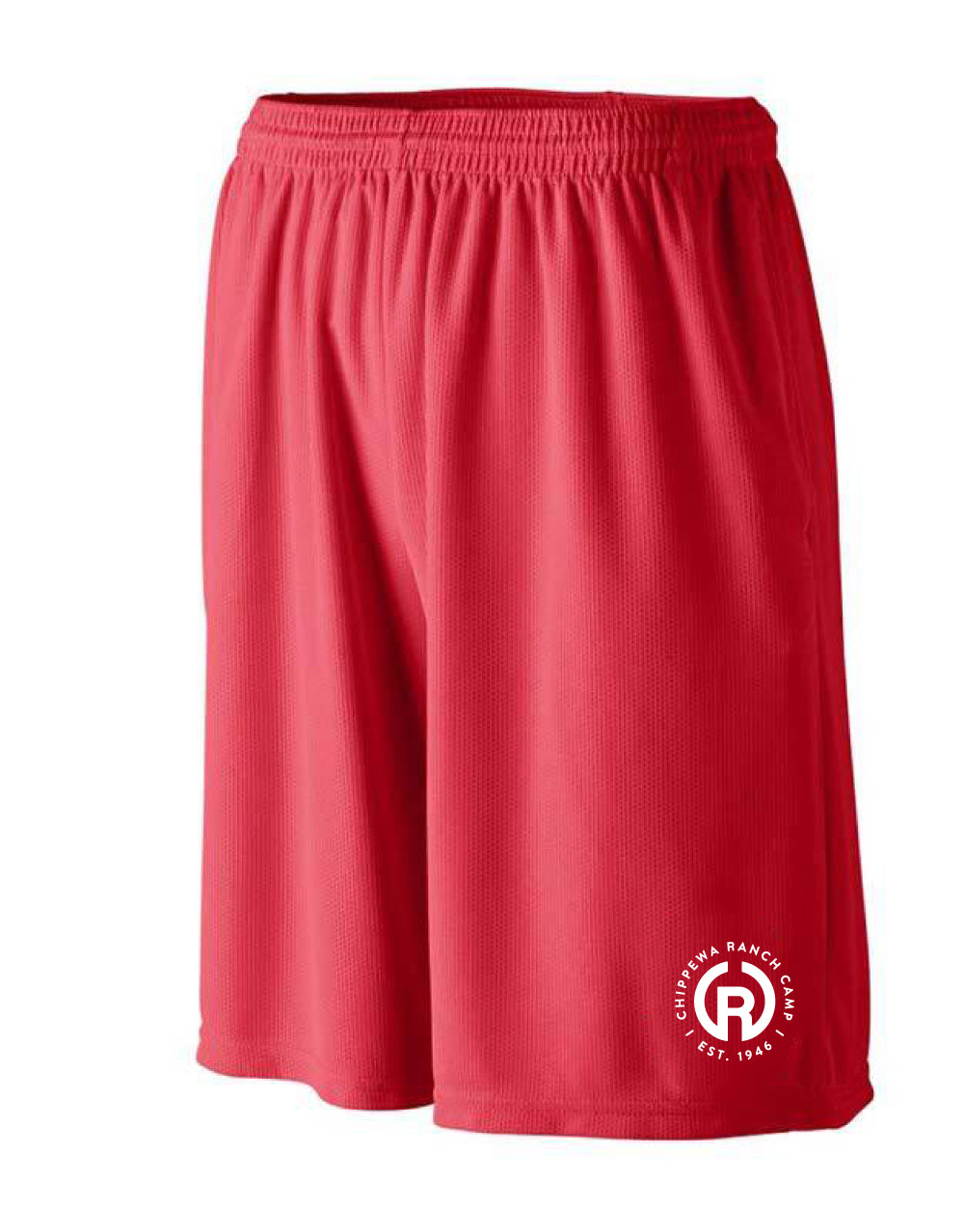 CRC Mesh Shorts with Pocket