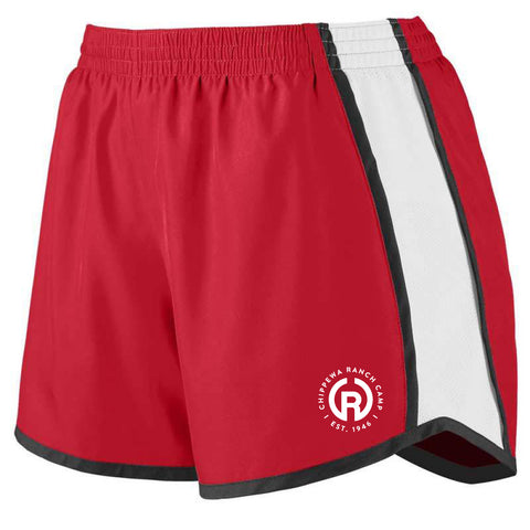 Chippewa Ranch Camp Running Shorts