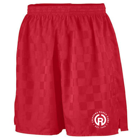 Chippewa Ranch Camp Soccer Shorts