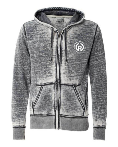 Chippewa Ranch Camp Zen Zip Hoodie