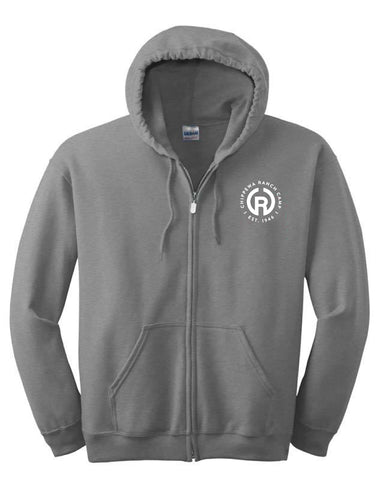 Chippewa Ranch Camp Zip Hoodie