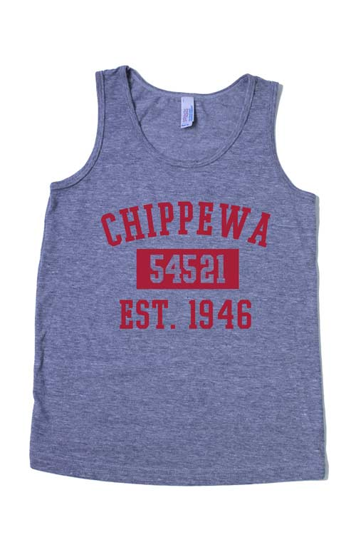 Chippewa Ranch Camp Tank Top