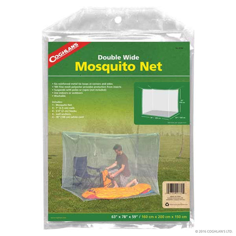 Coghlans® Double Wide Mosquito Net