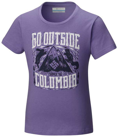 Columbia Kids Gone Camping™ Tee|13852|13853|13854|13855