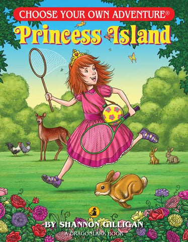 Choose Your Own Adventure - Princess Island