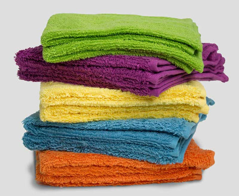 "Deluxe Brights 13"" x 13"" Washcloth (2-Pack)"