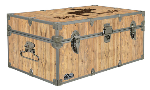 Designer Trunk - Born to be Wild - 32x18x13.5""