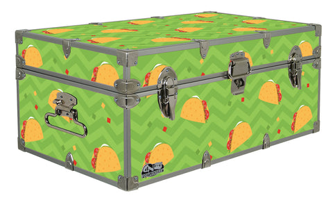 Designer Trunk - Taco Time  - 32x18x13.5""