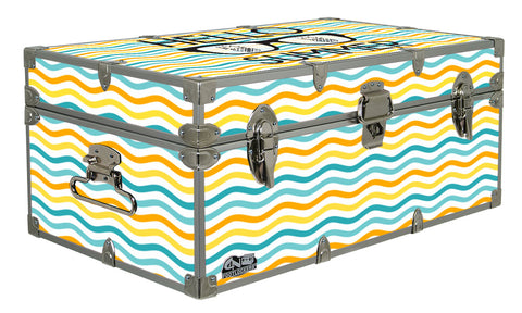 Designer Trunk - Hello Summer  - 32x18x13.5""
