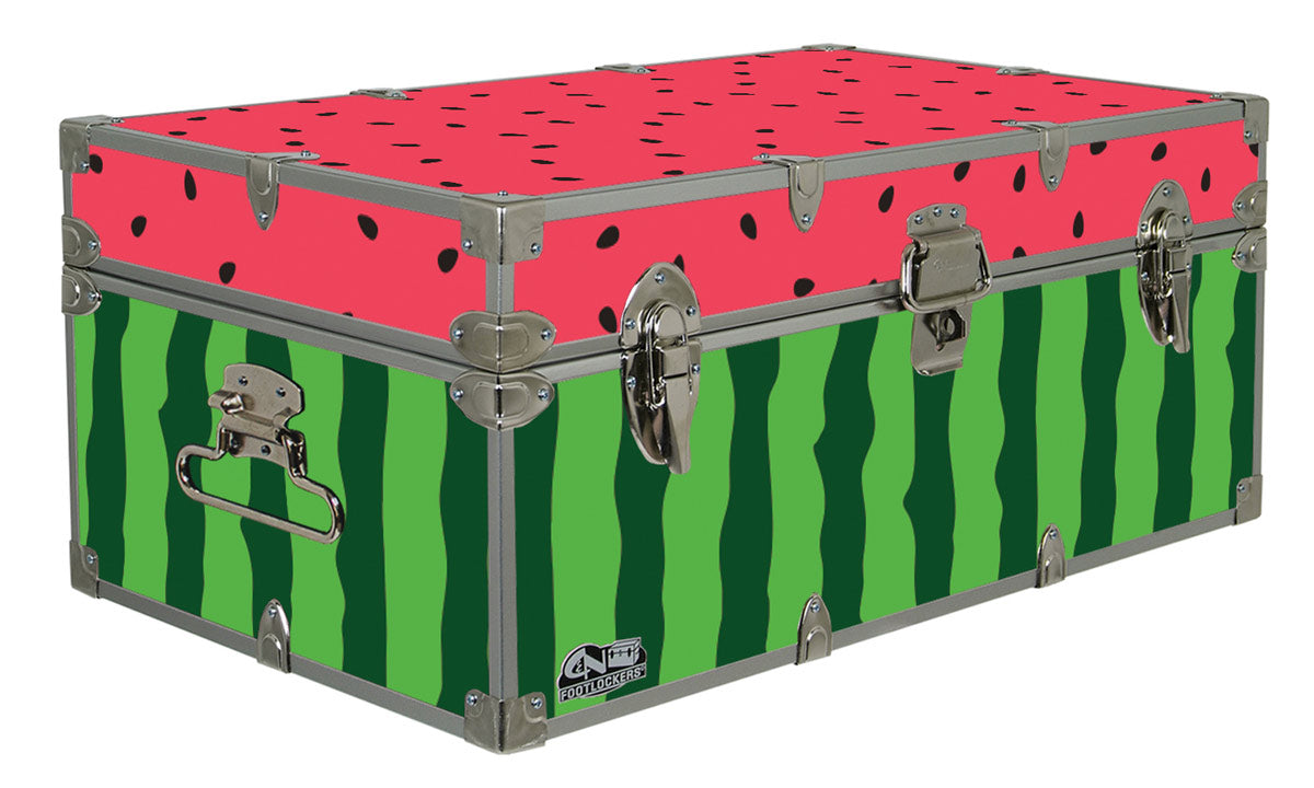 Designer Trunk - Watermelon - 32x18x13.5""