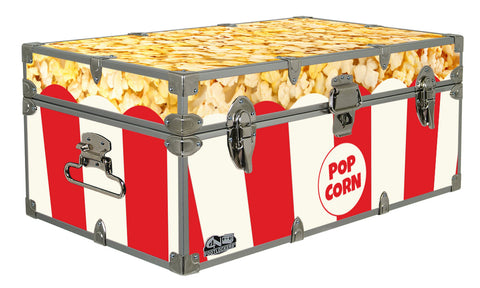 Designer Trunk - Movie Popcorn  - 32x18x13.5""