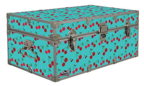 Designer Trunk - Cherries - 32x18x13.5""